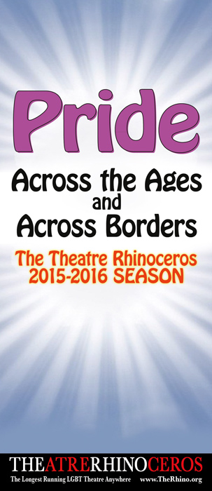 Theatre Rhino's 37 Season takes off!