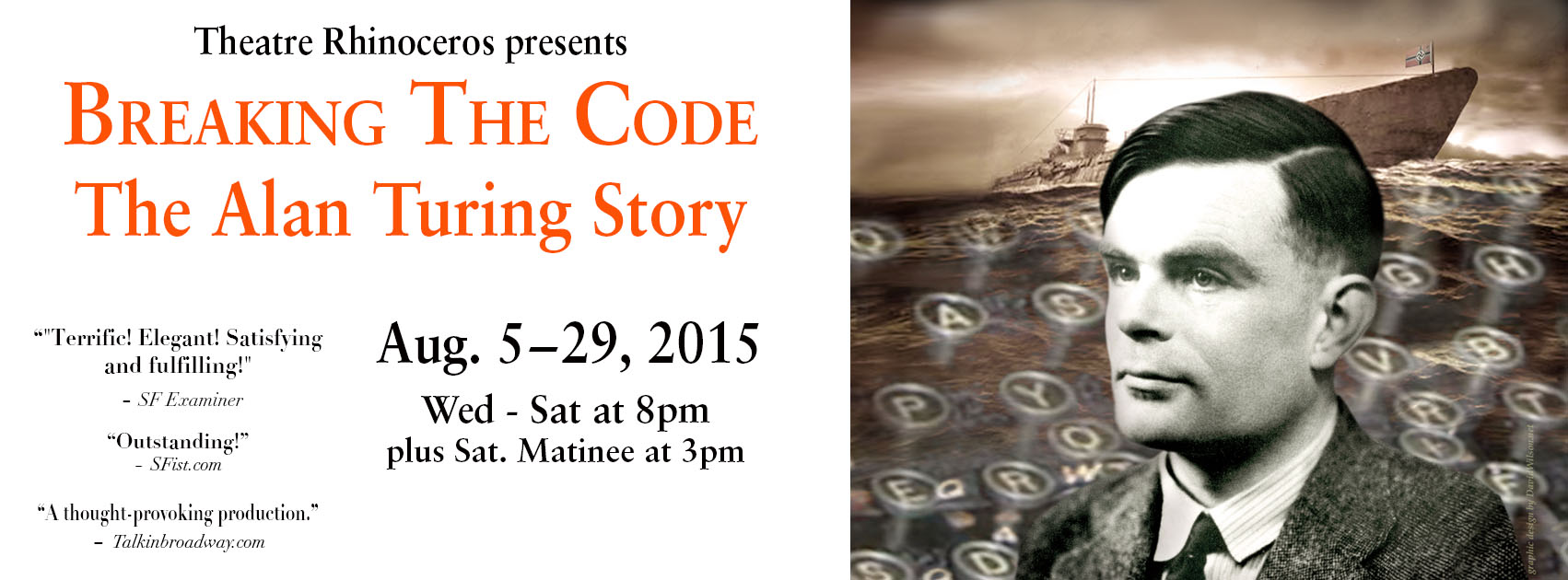"""Breaking the Code: The Allen Turning Story"" returns for a limited engagement"