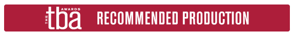 Theatre Bay Area recommendation banner