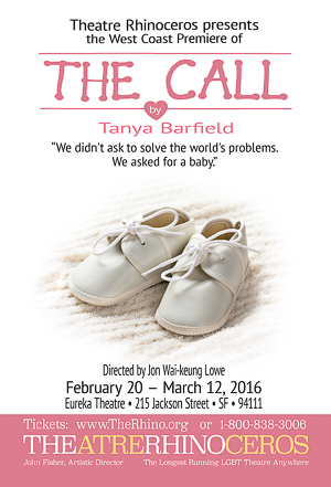 The Call by Tanya Barfield opens February 20