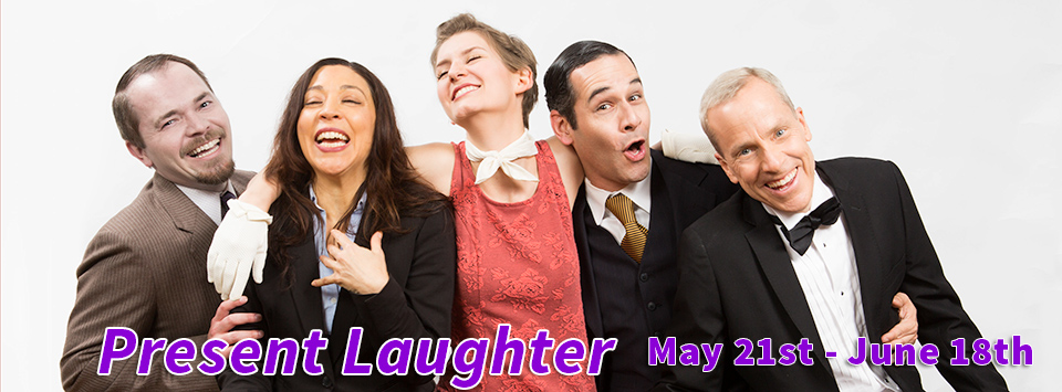 San Francisco's queer theater presents Present Laughter starting May 21.