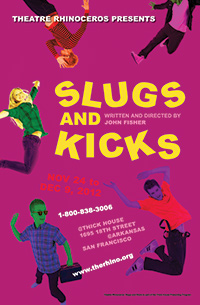 Slugs and Kicks Poster