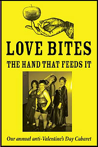Love Bites the Hand that Feeds It
